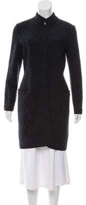 D-Exterior D. Exterior Wool-Blend Coat