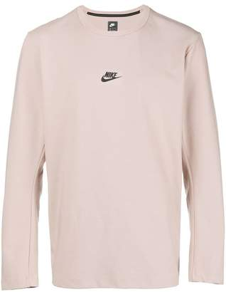 Nike classic logo jersey sweater