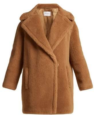 Max Mara Uberta Coat - Womens - Camel