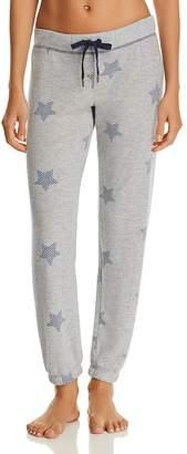 PJ Salvage Peachy Star Jogger Pants