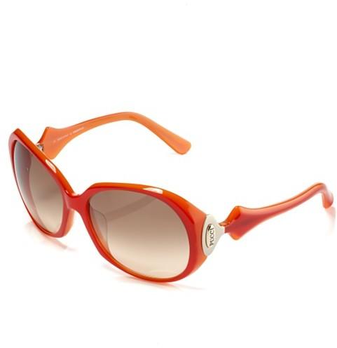 Emilio Pucci Retro Two-Tone Sunglasses