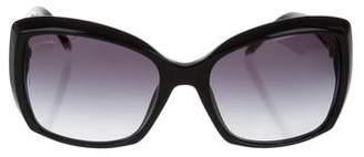 Bvlgari Serpenti Square Sunglasses