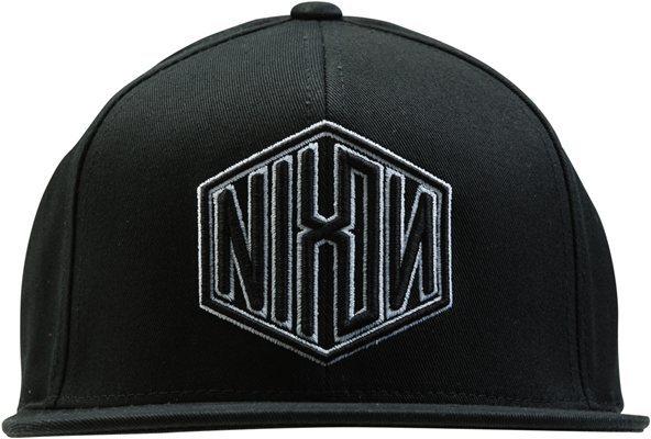 Nixon Scholes Snap Back Hat