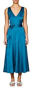 Giada Forte WOMEN'S BELTED MAXI DRESS