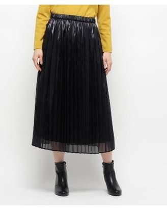 modify (モディファイ) - モディファイ シャイニープリーツスカート