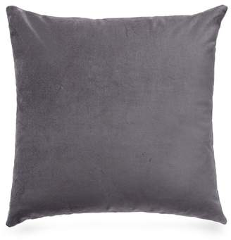 Lane Crawford Velvet cushion - Charcoal