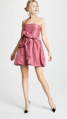 Cynthia Rowley Babydoll Mini Dress