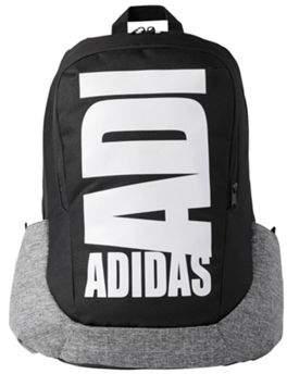 adidas Label Neopark Backpack Rucksack School College Sports Bag Black One Size