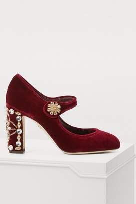 Dolce & Gabbana Mary Jane pumps
