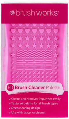 brushworks Brush Cleaner Palette