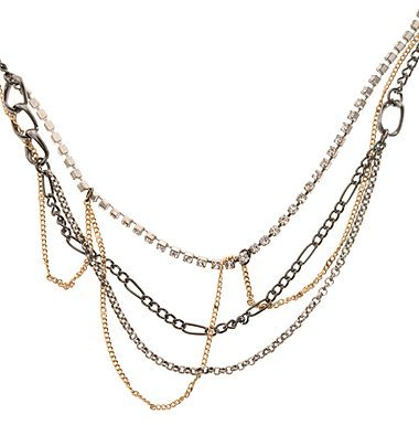 DL by Dirty Librarian Chain Necklace