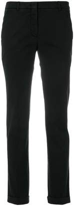 Incotex slim cropped trousers