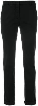 Incotex slim cropped trousers