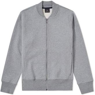 Paul Smith Jersey Zip Bomber Jacket