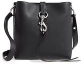 Rebecca Minkoff Small Megan Leather Crossbody Feed Bag