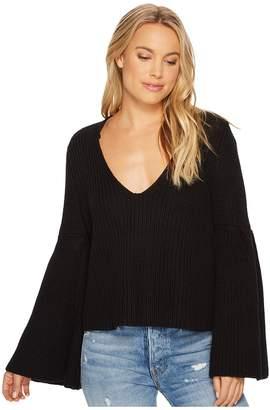 Free People Damsel Pullover Women's Sweater