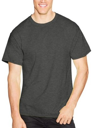 Hanes Men's Short Sleeve EcoSmart T-shirt (4-pack)