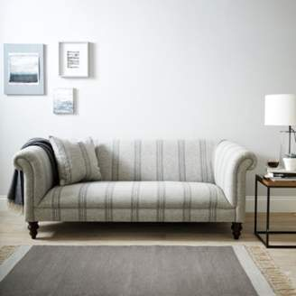 At The White Company Earlsfield Stripe Sofa