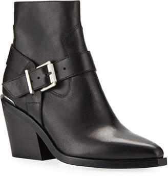 Rag & Bone Ryder Leather Ankle Boots