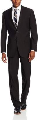 Geoffrey Beene Men's 2 Button Suit