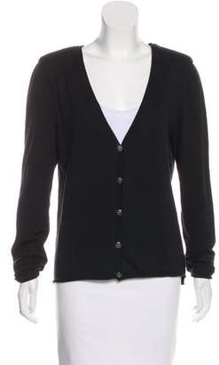 Zadig & Voltaire Structured Knit Cardigan
