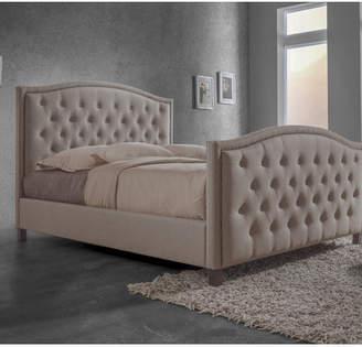 Alcott Hill Dascomb Queen Upholstered Platform Bed