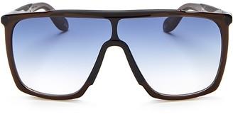 Givenchy Bridges Aviator Sunglasses, 57mm $325 thestylecure.com