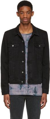 BLK DNM Black Denim 33 Jacket $245 thestylecure.com