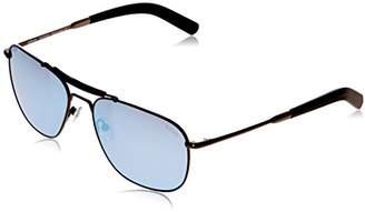 c5dde5b703 ... Revo Unisex Unisex RE 1067 Pierson Aviator Polarized UV Protection  Sunglasses