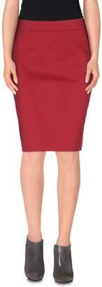 Alviero Martini Knee length skirts - Item 35264278VH
