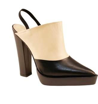 JULIANA HERC - Black & Nude Platform Shoes