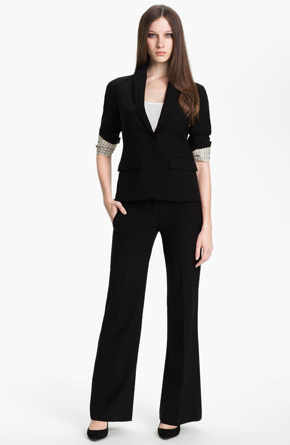 Theory 'Emery - Tailor' Trousers