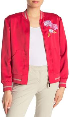 Ted Baker Ruuthe Embroidered Bomber