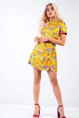 Glamorous **Brocade Pelmet Skirt