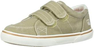 Sperry Kids' Halyard Hook and Loop Boat Shoe