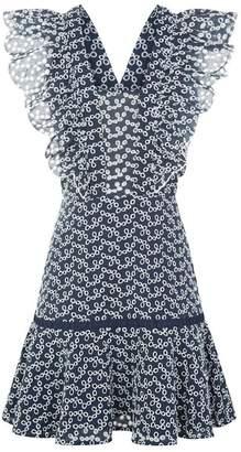 Keepsake The Label Blossom Cross Back Dress