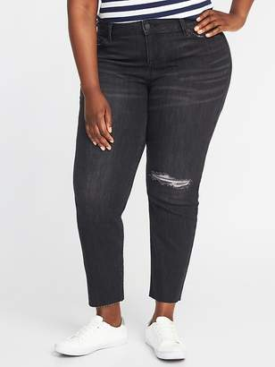 Old Navy High-Rise The Plus-Size Power Jean, a.k.a. The Perfect Straight