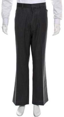 MICHAEL Michael Kors Striped Wool Pants