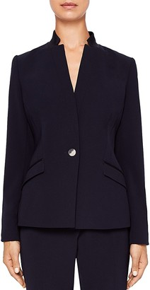 Ted Baker Ulmia Ottoman Suit Jacket $349 thestylecure.com