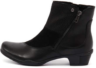Earth New Orion Ea Black Womens Shoes Casual Boots Ankle