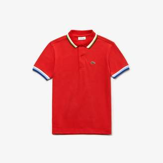 Lacoste Kids' Classic Fit Polo Shirt