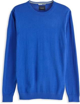 Scotch & Soda Cotton Cashmere Blend Sweater