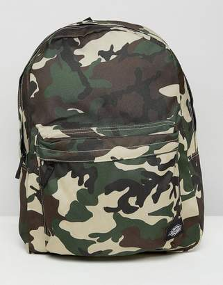 Dickies Indianapolis Backpack In Camo