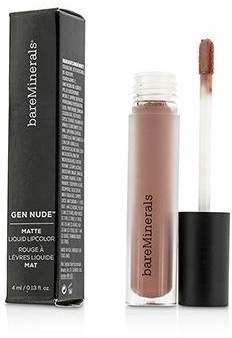 bareMinerals Gen Nude Matte Liquid Lipcolor - Infamous - 4ml/0.13oz