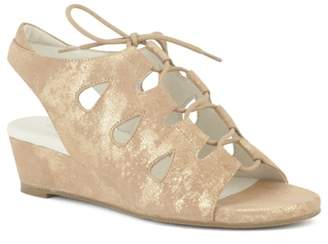 David Tate Rita Wedge Sandal