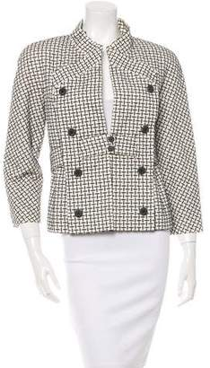 Chanel Belted Tweed Jacket w/ Tags