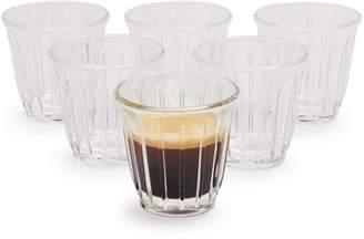 La Rochere Zinc Espresso Cups, Set of 6