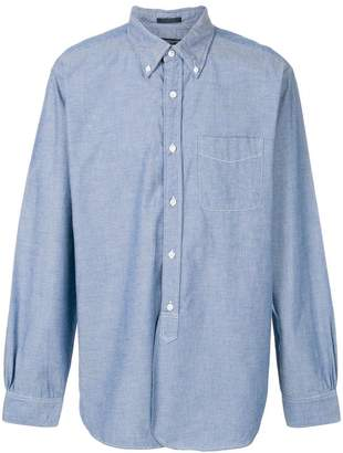 Engineered Garments button down shirt