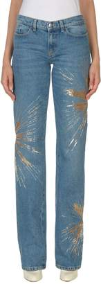 ATTICO Denim pants - Item 42671462MB