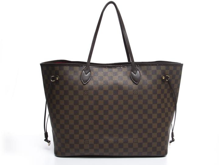 Louis VuittonLouis Vuitton Damier Ebene Neverfull GM Bag